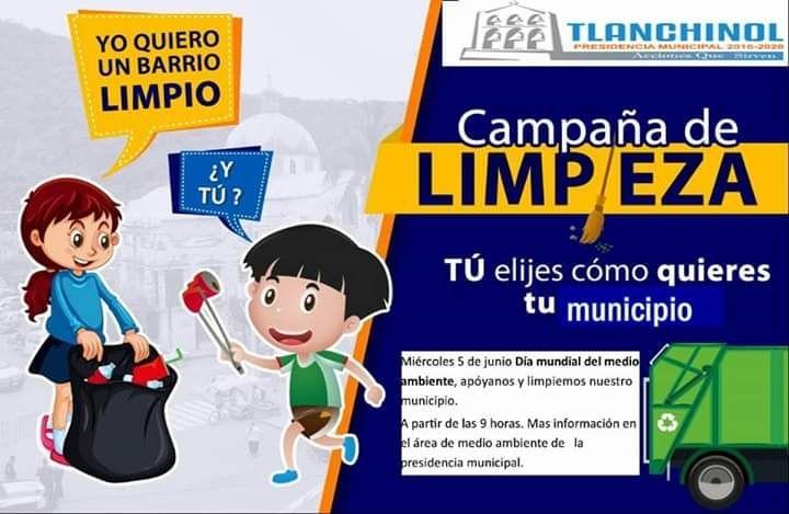 CAMPAÑA DE LIMPIEZA Y REFORESTACIÓN