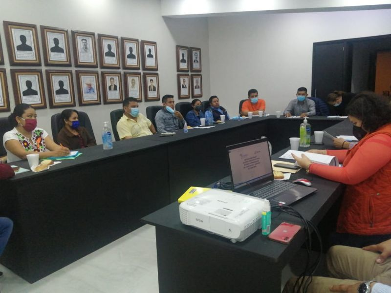 Asamblea Municipal aprueba Plan de trabajo para disminuir casos COVID 19
